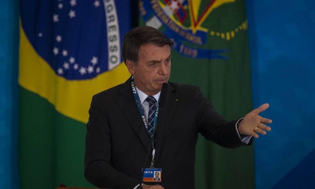 'Não tem recuo', diz Bolsonaro sobre indicação de Eduardo para embaixada em Washington