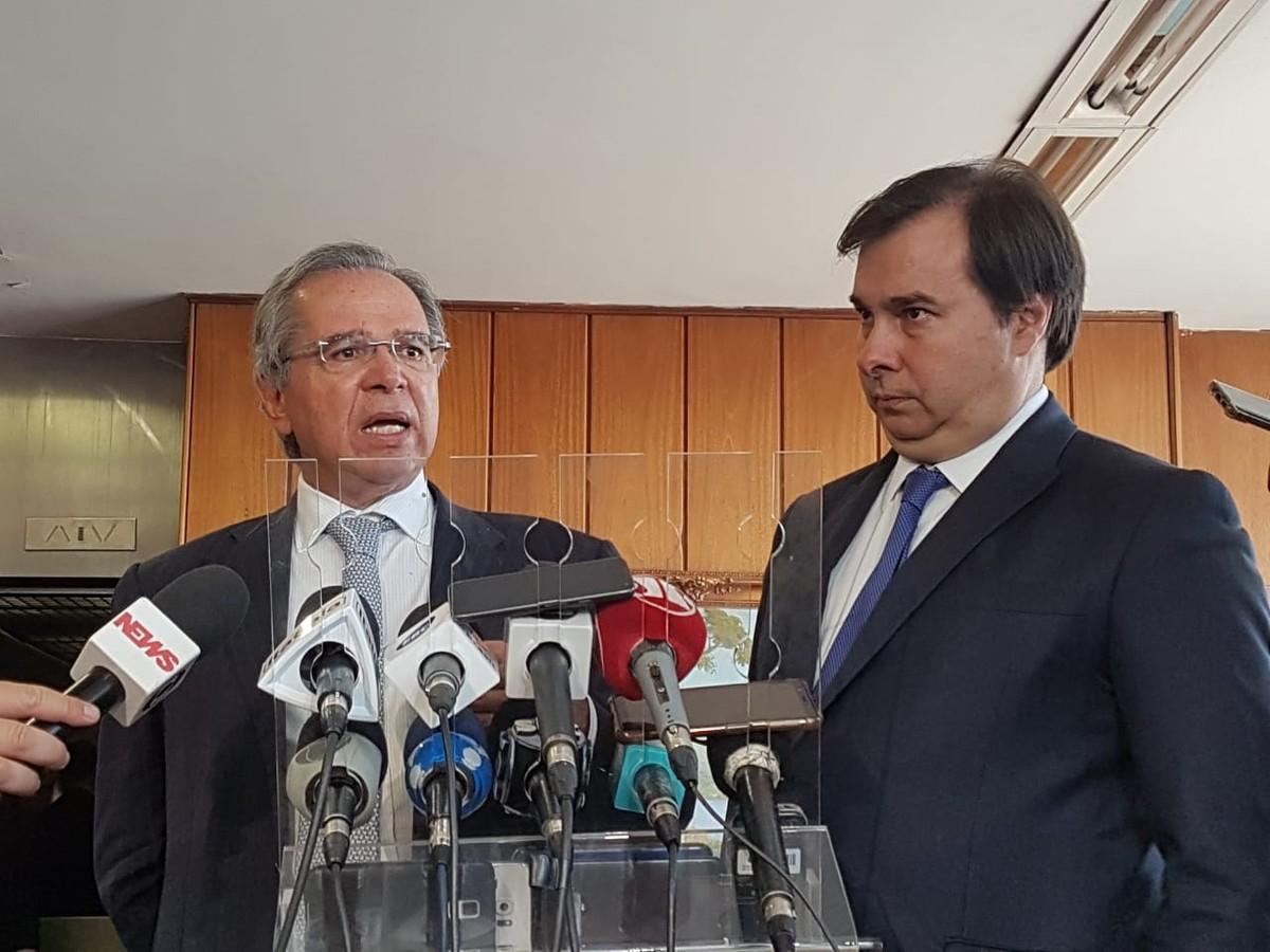 Governo propõe, mas decisão de recriar imposto sobre pagamento é do Congresso, diz Guedes